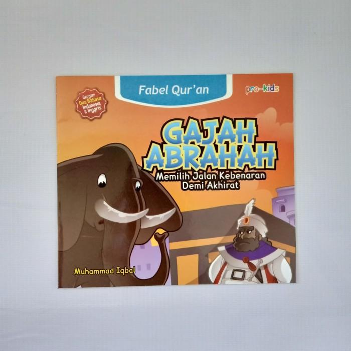 Jual Fabel Gajah Abrahah Kota Surakarta Andalusia Store