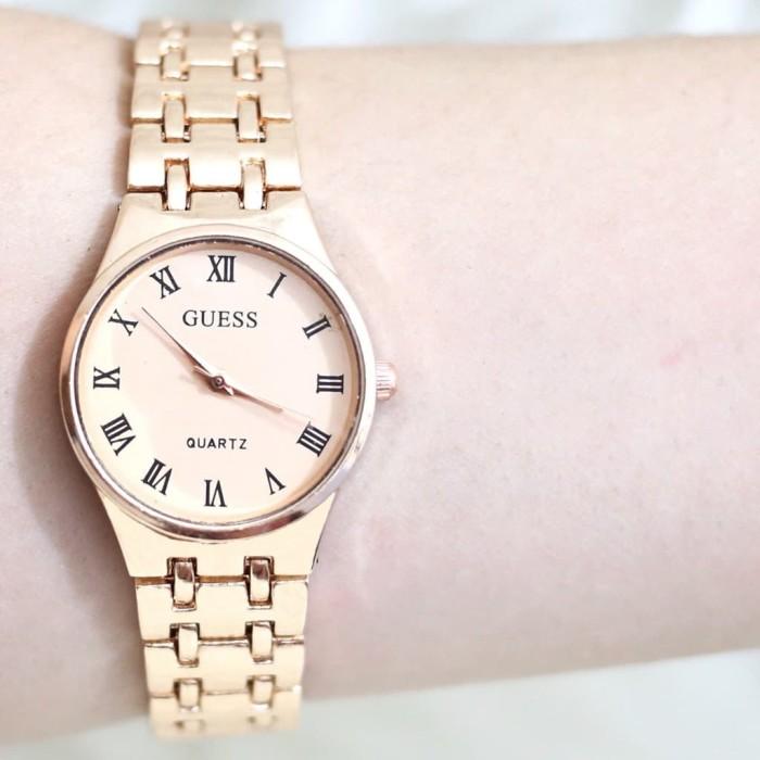 collection Jam tangan wanita GUESS rantai fashion termurah grosir ece 5947c2d3dc
