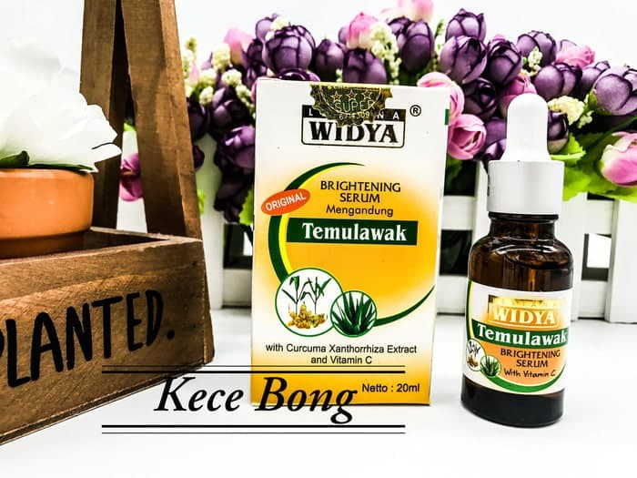 Jual Temulawak Paket Cream Siang & Malam Plus Serum Dan Sabun. Source · Temulawak Widya