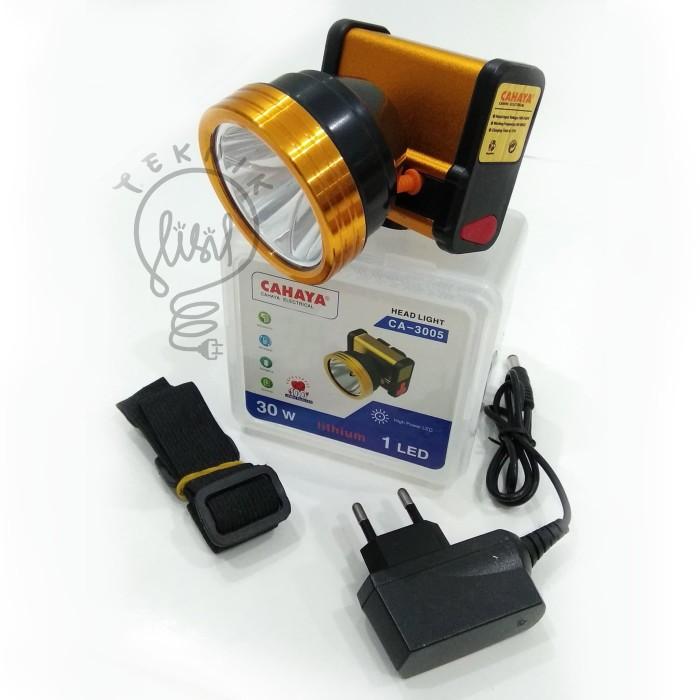 Jual HEAD LAMP SENTER LAMPU KEPALA EMERGENCY CAHAYA 30 W HLC0100110AA Wiring Lampu Kepala on