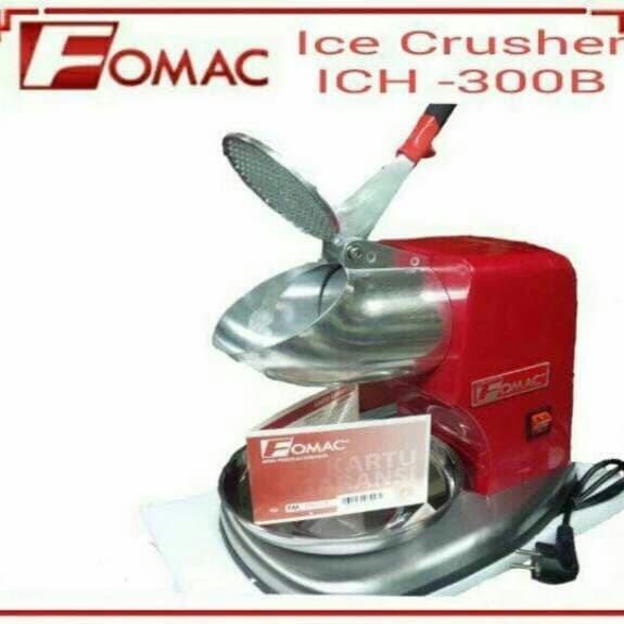 harga Fomac mesin es serut Tokopedia.com