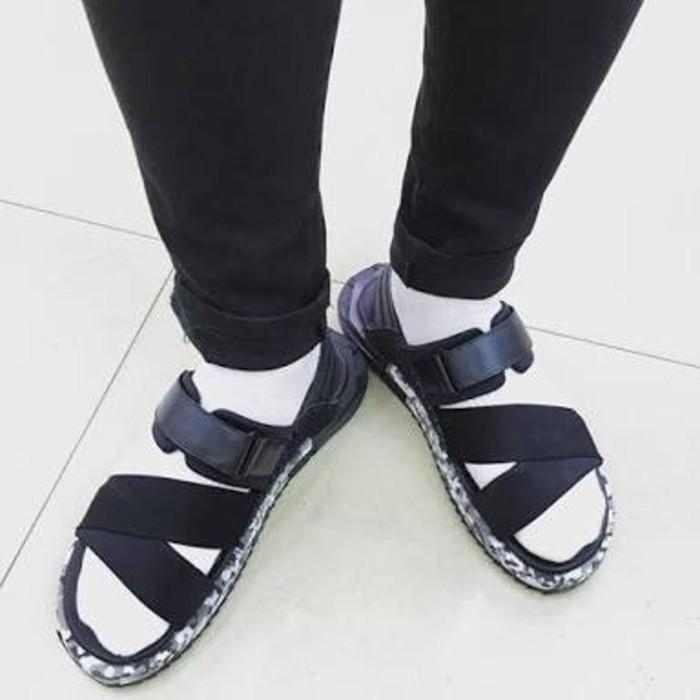 3e099f2e0 Jual BARU Sepatu Sandal Adidas Y3 Yohji Yamamoto Qasa KAOHE Sandal ...