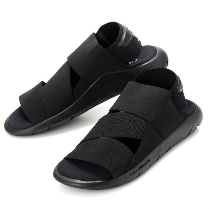 1ce5d969f Jual BARU Sepatu Sandal Adidas Sandal Y3 Yohji Yamamoto Black - Kota ...