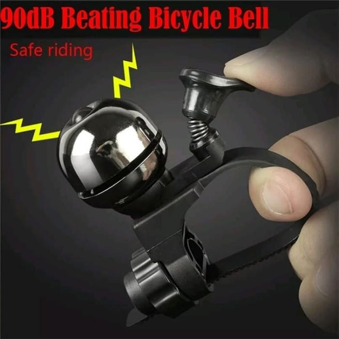Jual RockBros Bicycle Bell Quick Release Copper - Bel ...