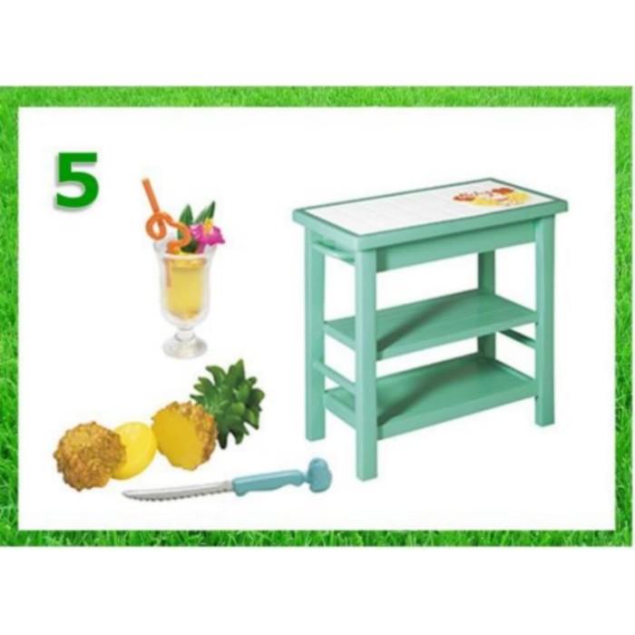 harga Re-ment snoopy's hawaiian cooking open ecer no.5 miniature table Tokopedia.com