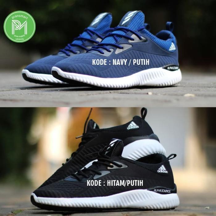 harga Sepatu casual running sneakers pria adidas alphabounce 20 Tokopedia.com