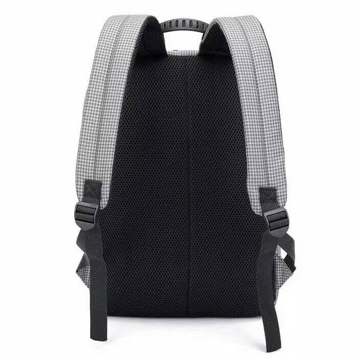 tas ransel pria wanita/tas sekolah lipat/bisa dilipat jadi praktis