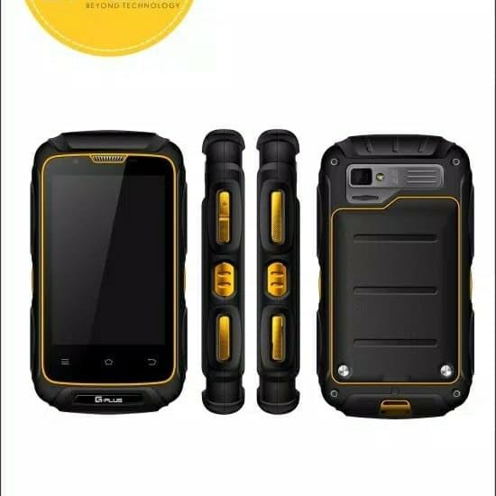 harga G plus g168 gplus g168 blackview hp tahan air outdoor gunung sepeda Tokopedia.com