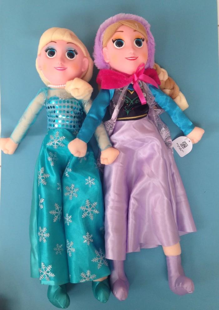 Jual Boneka Frozen fever Anna   Elsa  Muka Karet - Djunior Kids ... 6c2c71b77f