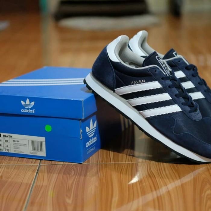Jual Adidas Haven Navy ORIGINAL 100
