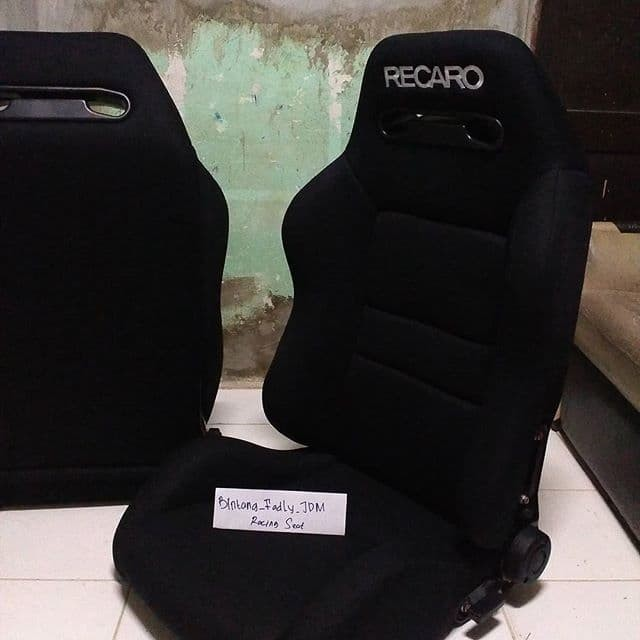 Recaro Racing Car Seat >> Jual Jok Racing Racing Seat Jok Mobil Recaro Dc5 Lokal Pala Kotak Jakarta Pusat Konsep Usdm Tokopedia