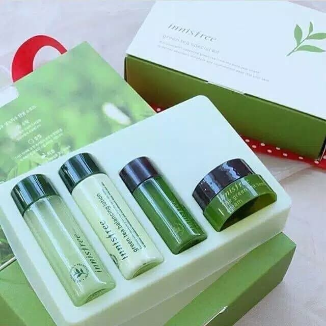 Image result for Green Tea Special Kit EX – 4 items
