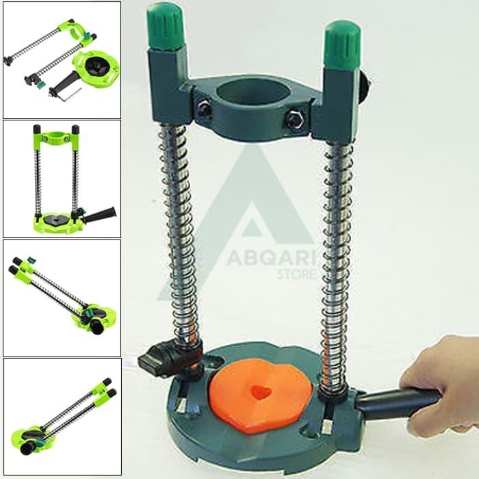 harga Dudukan bor / drill stand / stand bor tangan Tokopedia.com