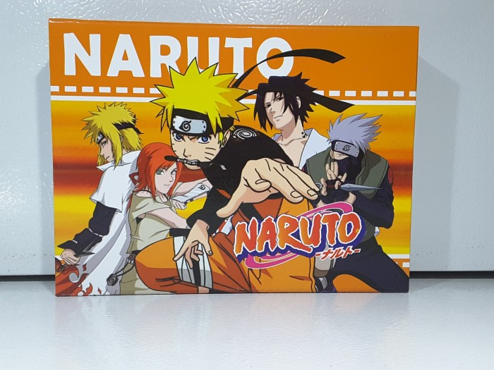 Set Weapon Naruto Kunai Sword Shuriken Pisau Asuma New