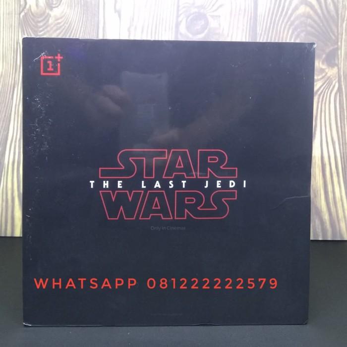 harga Oneplus 5t 128gb / 8gb star wars edisi langka cod / gojek 2 jam Tokopedia.com