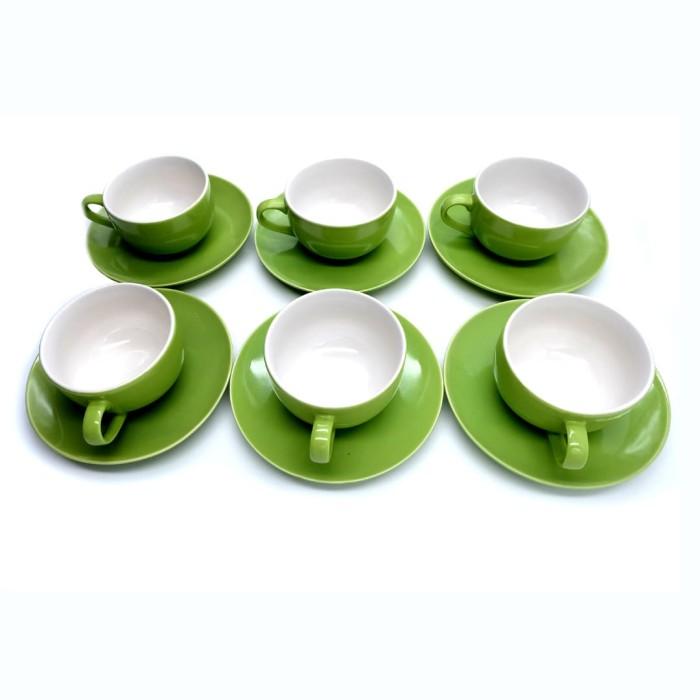harga Kedaung tea set green-kpc-03cs -12-2gpptt-mixed-hnp15406 Tokopedia.com