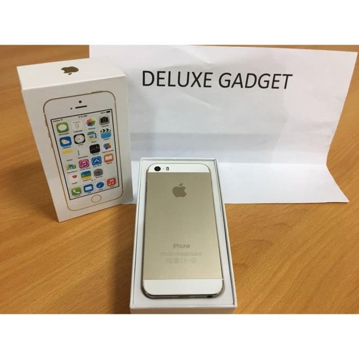 harga IPHONE 5s 16GB SECOND ORI EX INTER MULUS FULLSET Tokopedia.com
