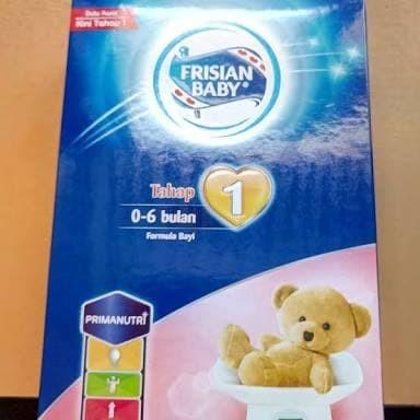 Jual Harga Promo Susu Frisian Flag Baby Tahap 1 200gr Mike Obin
