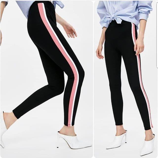 Jual Celana Legging Scuba Murah Legging Mix Salem Jakarta Utara Wednezday Tokopedia