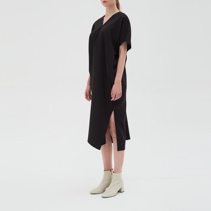Foto Produk Dress Elevation Hitam shop at velvet dari shopatvelvet