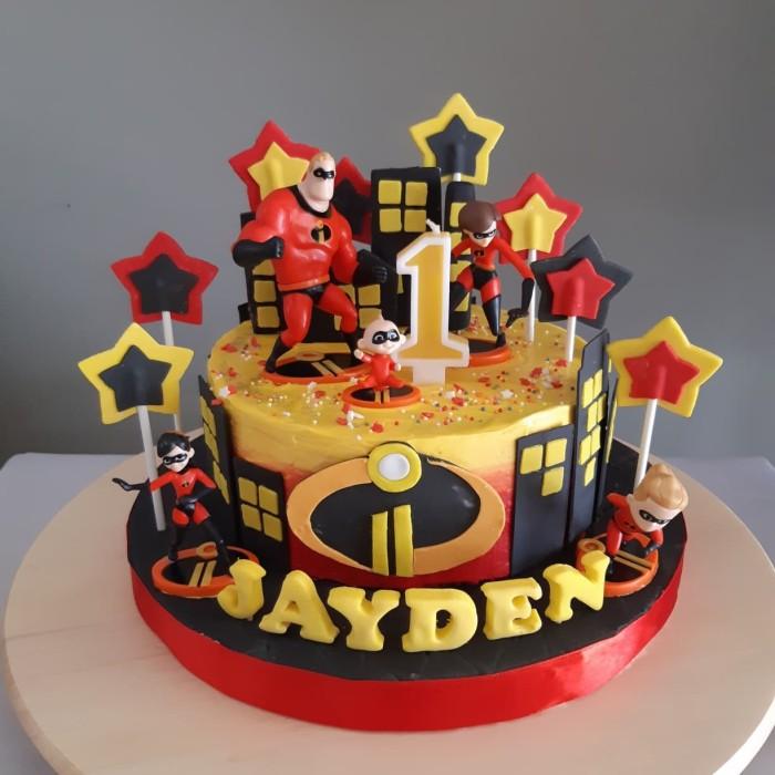 Jual Kue Ulang Tahun Anak Kue Buttercream Birthdaycake Kue Tart Jakarta Barat Bake Eat Tokopedia