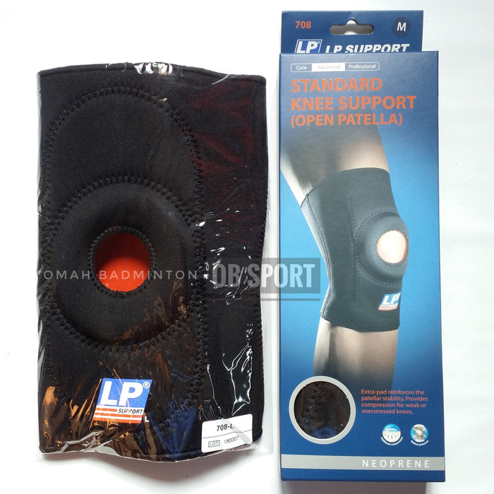 Knee support lp 708 - Deker lutut Lp support 708