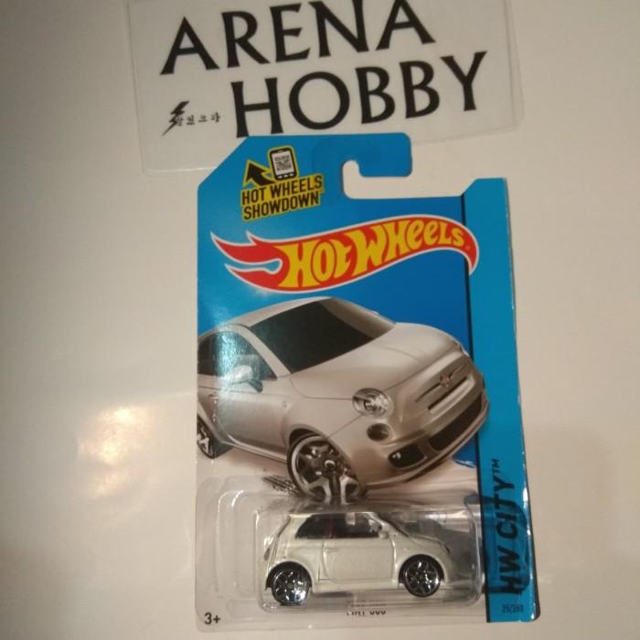 Jual Hw Hot Wheels Hotwheels Fiat 500 Ori Murah Arena Hobby Tokopedia