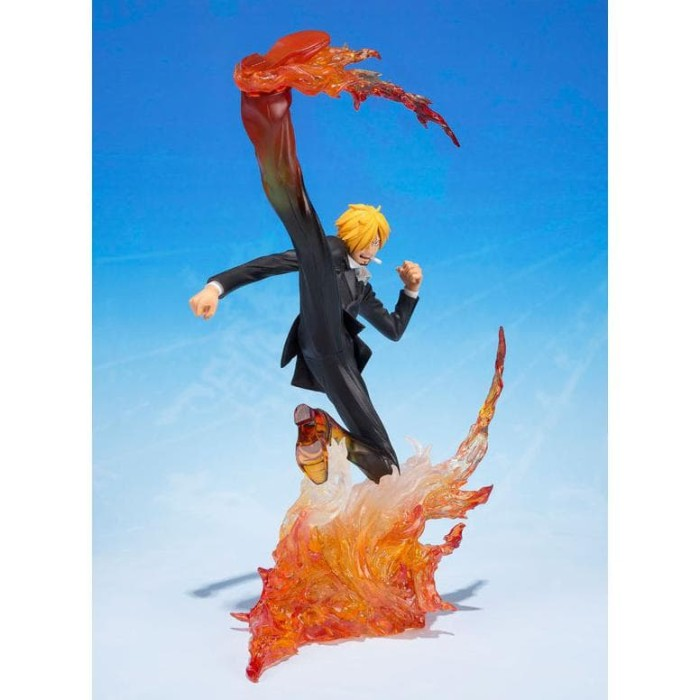 Jual Figuarts Zero One Piece Sanji Diable Jambe Premier Hache Kota Tangerang Gmtoys Tokopedia