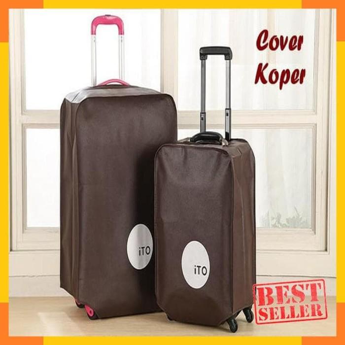 Tas Travel - Cover Koper (yang sering traveling wajib punya- koper