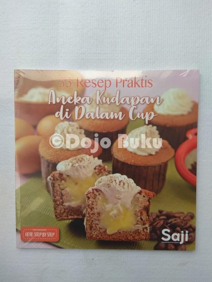 harga 33 resep praktis aneka kudapan di dalam cup saji Tokopedia.com