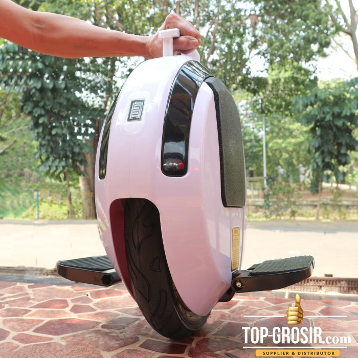 harga Electric scooter unicycle self balancing wheel balance single uniwheel Tokopedia.com