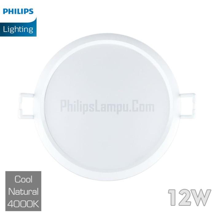 Foto Produk Lampu Downlight LED Philips 12W 59264 Eridani 12 W Cool White Natural dari philipslampu