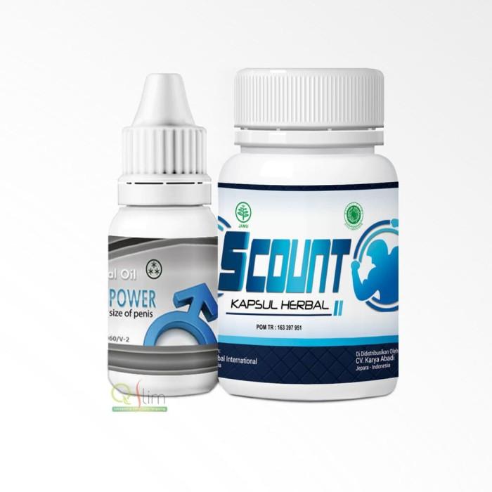Paket Obat Penambah Sperma Pria & Obat-Pembesar-Alat-Vital-Pria Alami