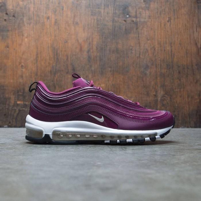 brand new 313b7 bcbe0 Jual Sepatu Nike Air Max 97 Purple White Ungu Putih - Jakarta Selatan -  Velmond Store | Tokopedia