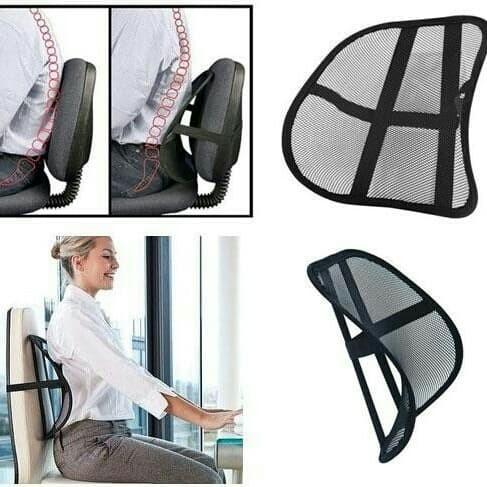Penyangga sandaran punggung / jok kursi mobil / alat kursi kantor
