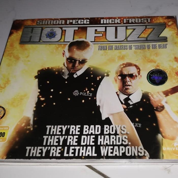 Jual VCD Original Hot Fuzz - Kota Bekasi - Rei's Store | Tokopedia