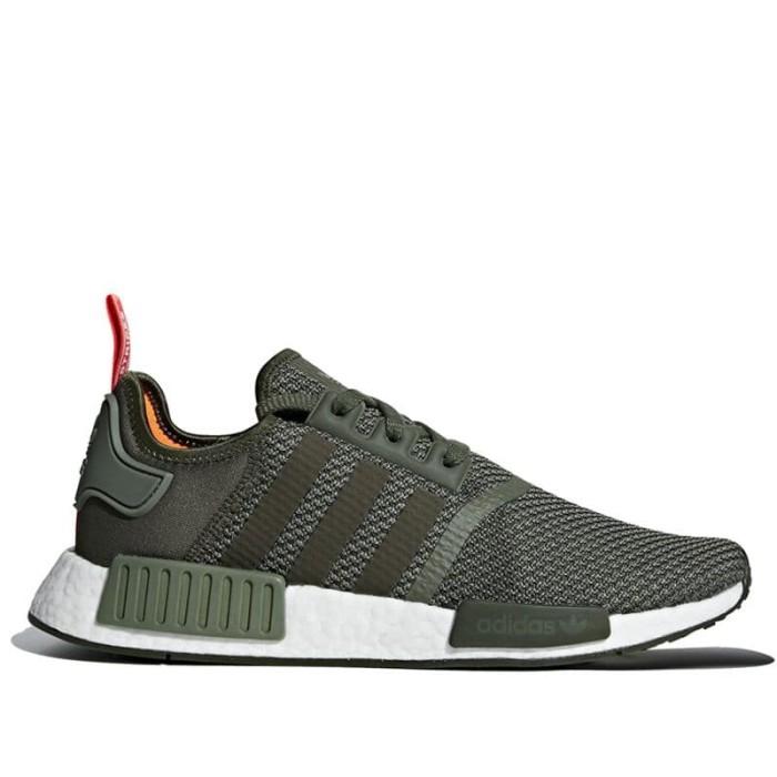 adidas originals nmd r1 green