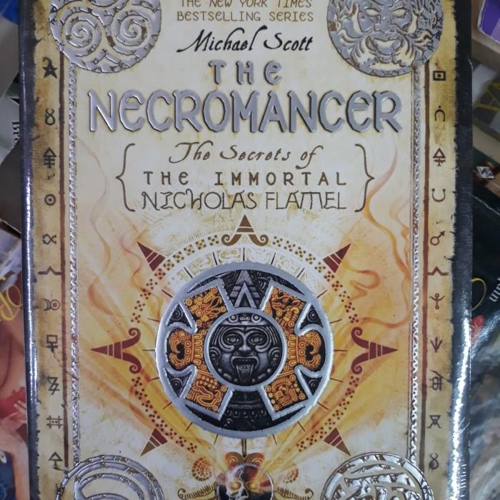 harga The necromancer nicholas flamel by michael scott Tokopedia.com