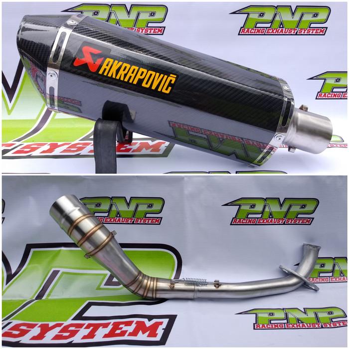 harga Knalpot racing akrapovic nmax aerox vario beat mio pcx xmax dll Tokopedia.com