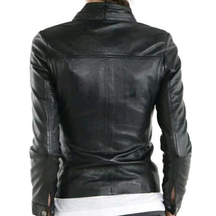 Jaket kulit wanita 0023 - ,