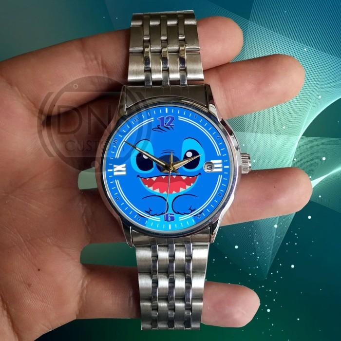 harga Jam tangan custom stitch gokil Tokopedia.com