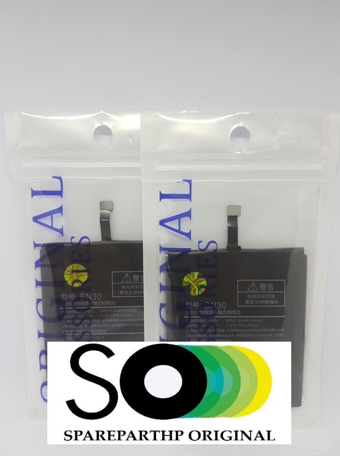 Foto Produk Baterai Battery Batre Xiaomi Redmi 4A BN30 Original dari spareparthp original