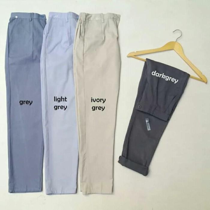 89+  Celana Baggy Pants Bahan Katun Terlihat Keren Gratis