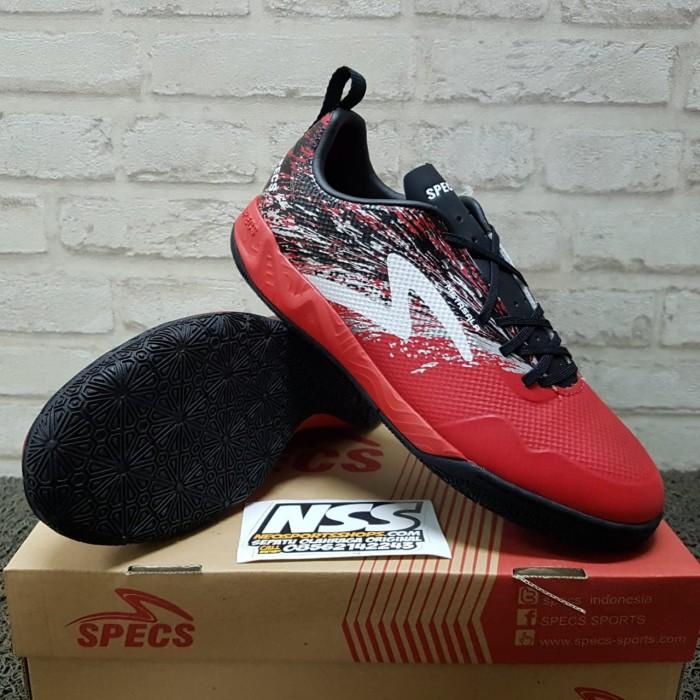 Harga Terbaru Sepatu Futsal Specs Metasala Warrior Original 400779 ... 3f5a7261f7