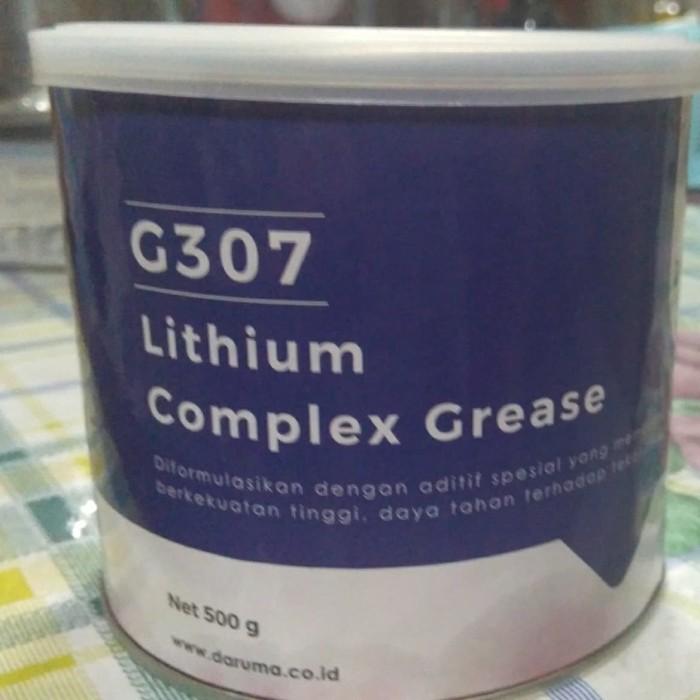 Jual Minyak Gemuk /Oli Gemuk Daruma Lithium Complex Grease High Temp Merah  - Jakarta Barat - Karya Jaya Sejati | Tokopedia