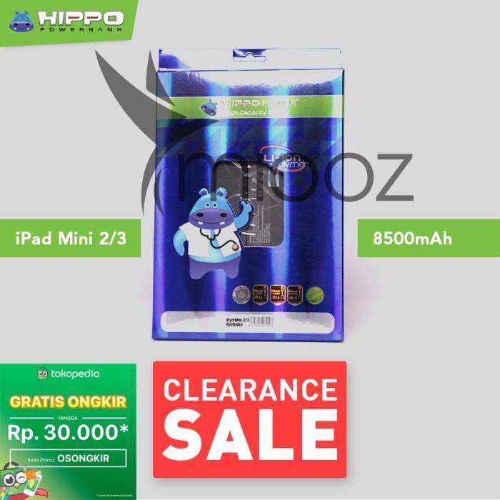 harga Hippo baterai ipad mini 2 ipad mini 3 8500mah Tokopedia.com