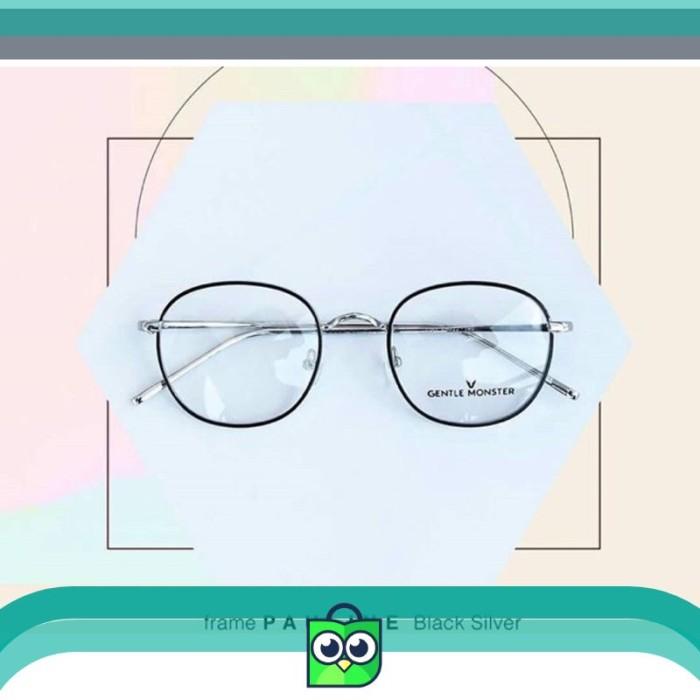 Jual Kacamata Baca Bulat PAULINE Bisa Pasang Lensa Minus Antiradiasi ... 39e9f4bd04