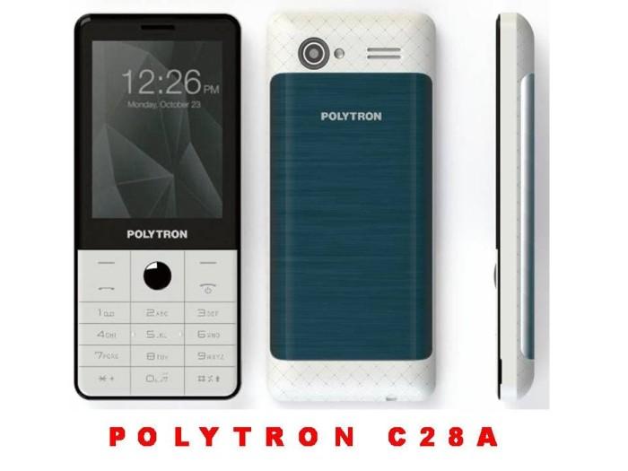 harga Polytron candybar c28a - layar besar Tokopedia.com