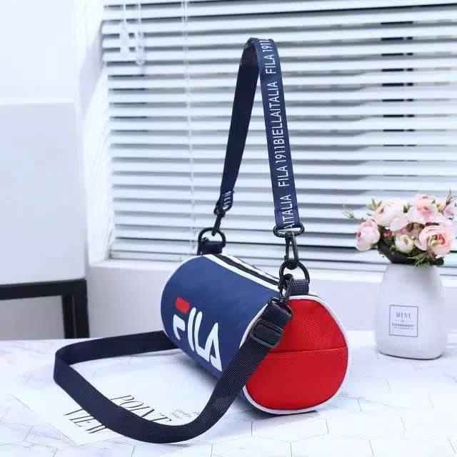 896553b790c Jual Waistbag Fila Travel Bag / Tas Wanita / Tas Cewek Murah ...