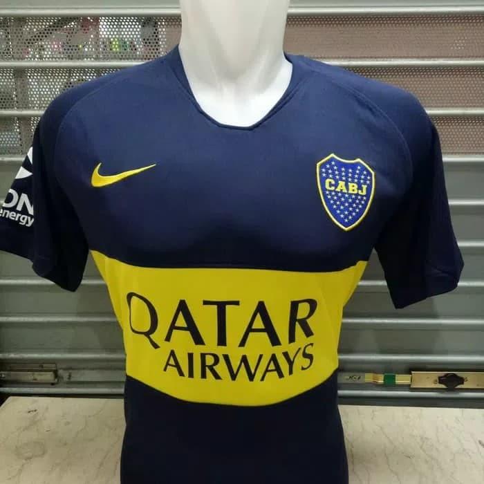 best authentic 3a4cb d648d Jual Jersey Bola Boca Juniors Home 2018/19 Grade ORI GO - DKI Jakarta -  biKistore | Tokopedia